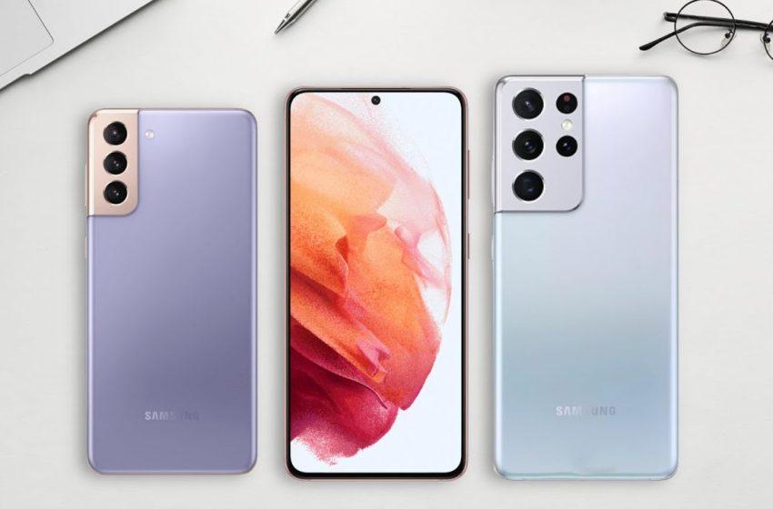 Pierwsze zdjęcia Samsung Galaxy S21, 21 Plus i S21 Ultra