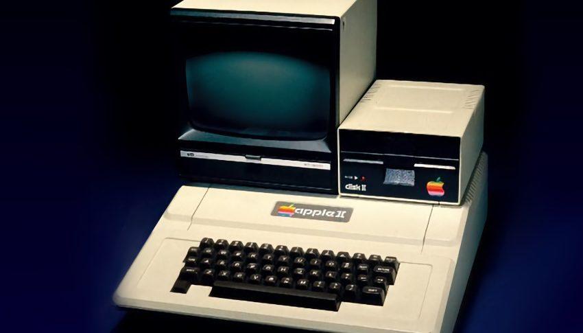 Apple 2 – protoplasta mikrokomputerów