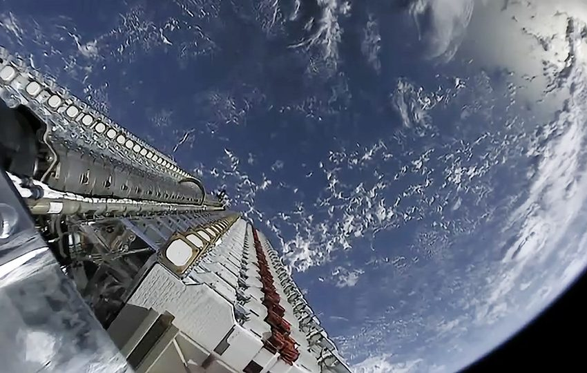 Internet satelitarny Starlink bije kolejne rekordy